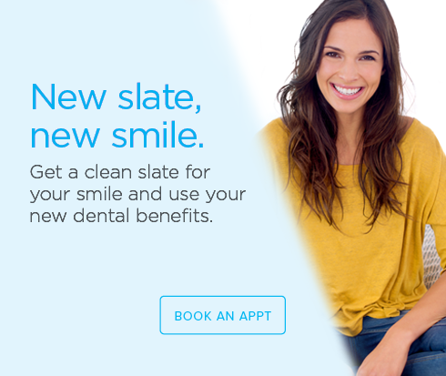 Midtown Modern Dental Group - New Year, New Dental Benefits